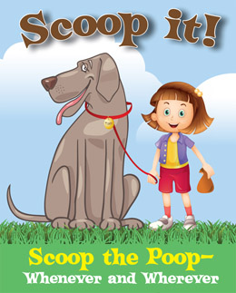 Scoop Pet Waste