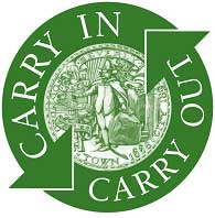 Carry In Carry Out logo